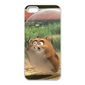 iPhone 5 5s Phone Case Cover White Disney Bolt Character Rhino EUA15977910 Phone Case Cover For Girls Hard