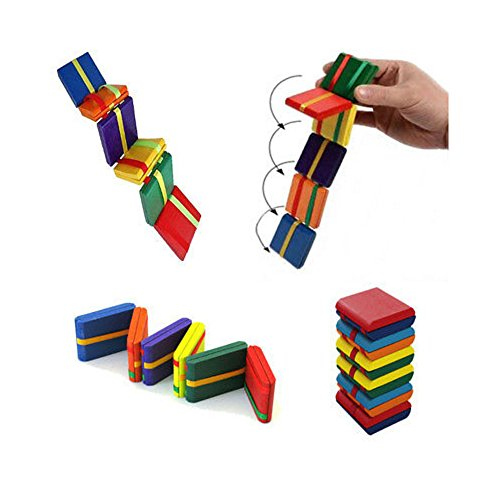 Jacobs Ladder sensory silent classroom hand fidget toy autism anxiety tool Great Quality