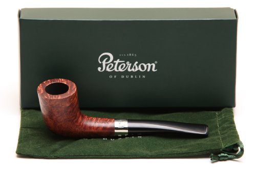 Peterson Aran 268 Tobacco Pipe Fishtail by Peterson