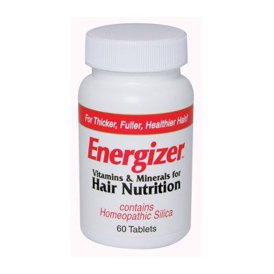 Hobe Labs Vitamines Nutrition Energizer Hair, 60-Count