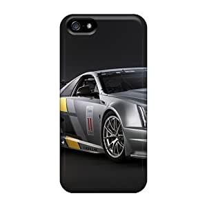 Iphone 5/5s Rmo633HBEA Unique Design Trendy Cadillac Cts V Image Best Cell-phone Hard Cover -AaronBlanchette
