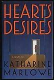 Heart's Desires, Katharine Marlowe, 1556112262