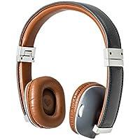 Polk Audio Hinge Over-Ear Wireless Bluetooth Headphones (Blue)