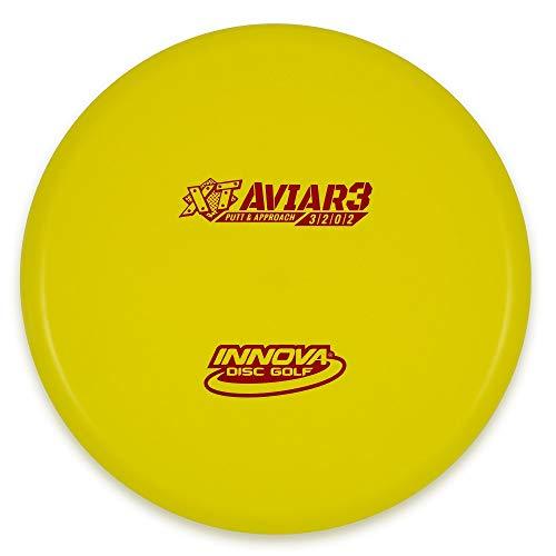 Innova XT Aviar3 Putt & Approach Golf Disc [Colors May Vary] - 173-175g