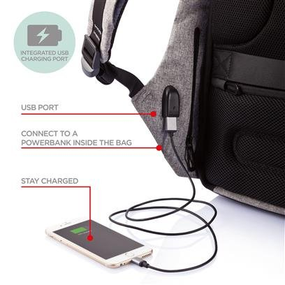 Xd design the original bobby anti theft backpack for Xd garden design