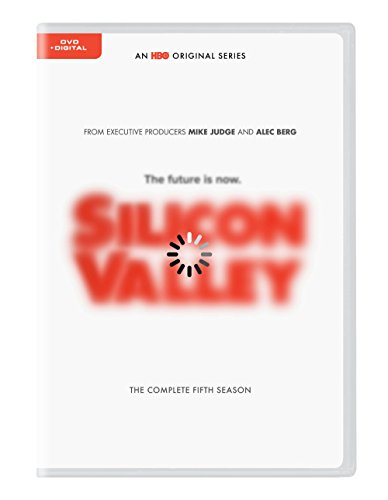 Silicon Valley: The Complete Fifth Season (DVD+ Digital Copy)
