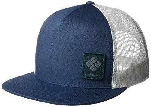 Columbia Men's Ale Creek Snap Back Hat, Carbon, Logo Patch, O/S