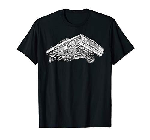 - 64 Lowrider Impala 3 Wheelin T-Shirt