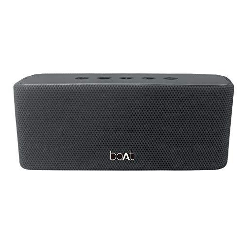 boAt Aavante 5 Wireless Bluetooth Home Audio Speaker  Slate Grey