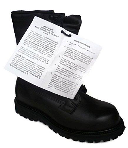 Stivali Da Combattimento Originali Gore-tex Dellesercito Americano, Stivale Icw, Stivali A Molla, Stivali Di Pelle Impermeabili