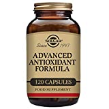 Solgar – Advanced Antioxidant Formula, 120 Vegetable Capsules