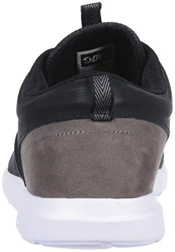 Herren Schwarz Premier DVS Sneaker Schwarz dn6PfdYa