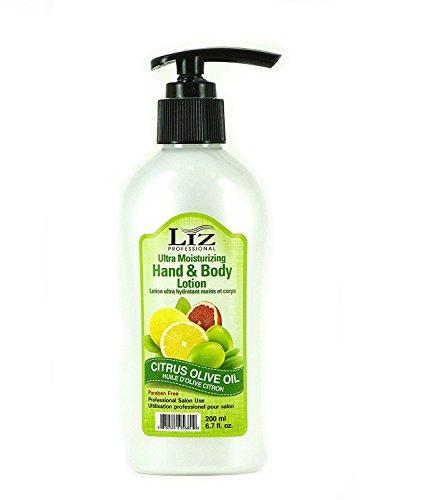 Liz Professional Ultra Moisturizing Hand and Body Lotion