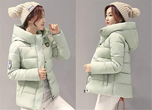 veste d'hiver taille épaisses matelassée loisirs de manches courtepointes de Veste tailles au élégant grande chaud femmes pour mode Parka jours en longues costume duvet CqIw7HxY