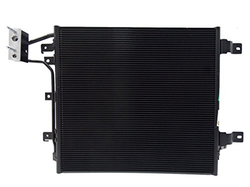 A/c Jeep Wrangler Condenser (AC A/C CONDENSER FOR JEEP FITS WRANGLER 4239)