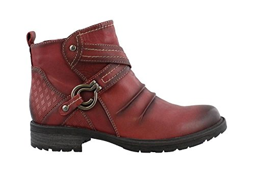 Earth Womens Laurel Bordeaux Boot - 10 by Earth