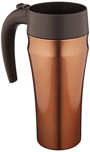 Trudeau Travel Mug (Trudeau Maison Journey Travel Mug, 16 oz, Copper)