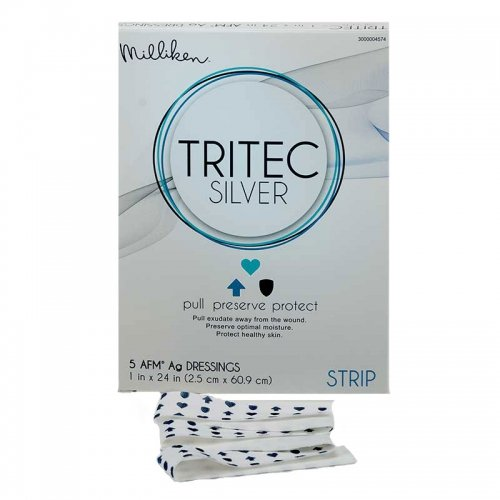 (Milliken 3000004574 - Tritec Silver Antimicrobial Wound Dressing 1