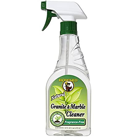 Howard Products GM0012 Granite & Marble Cleaner,...