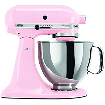 KitchenAid RRK150PK  5 Qt. Artisan Series - Pink (Certified Refurbished)