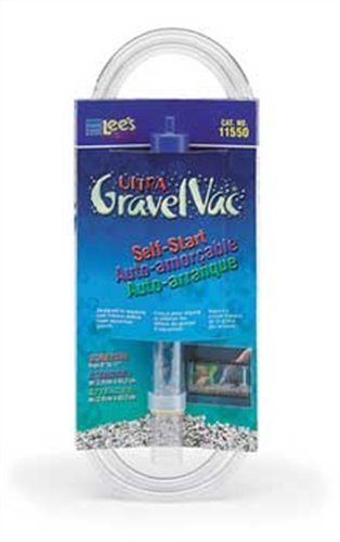 Lee's Stretch Ultra Gravel Vacuum Cleaner, Self-Start by Lee's