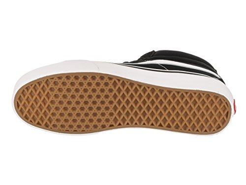Vans Unisex Sk8-Mid Reissue B Skate Schuh Schwarz / True White