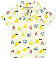 Babysoy Short Sleeve Organic Polo tee Shirt