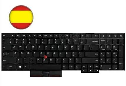 Lenovo 04Y0237 Teclado refacción para notebook - Componente para ordenador portátil (Teclado, Español,