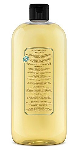 Quinn's Pure Castile Organic Liquid Soap, Unscented, 32 oz by Quinn's (Image #8)