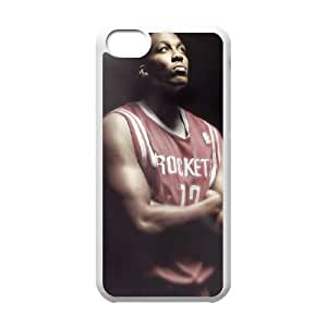 iPhone 5c Cell Phone Case White Rockets Dwight Howard LSO7800802