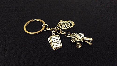 Movie Lovers Keychain