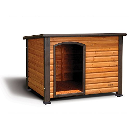 Precision Pet Extreme Log Cabin Small 33.3 in. x 24.6 in. x 22.2 in. (Shelter Petmate)