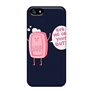Tony Diy Cute Online Choice Soap Butt case cover For tzIcbQotB6l Iphone 5/5s