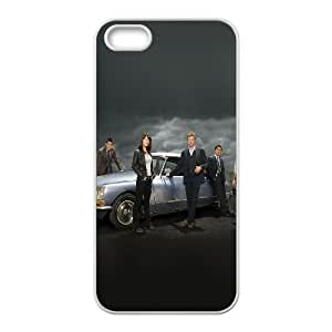 iPhone 5 5s Cell Phone Case White The Mentalist Cast VIU146222