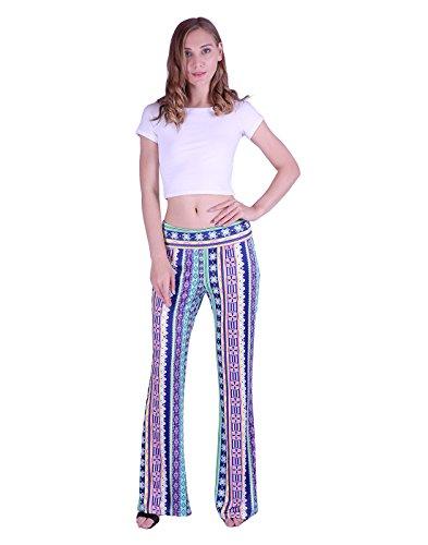 Wide Leg Contour Waist Pant - 1