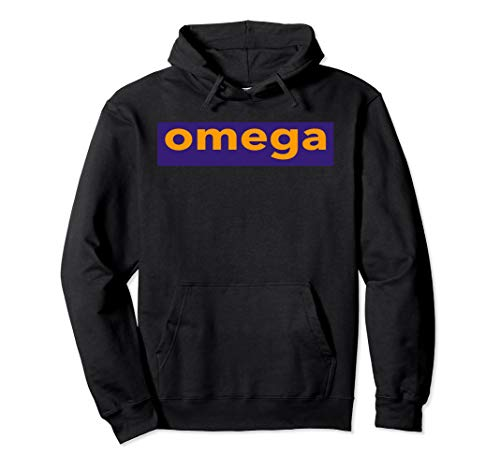 (Omega Psi Phi Hoodie / Omega shirts / Que /)
