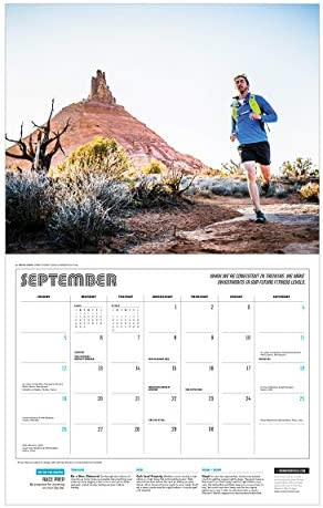 Runner's World 2021 Calendar: Run Farther, Faster and Stronger All Year Long