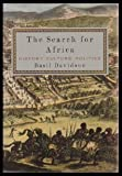 Book cover for The Search for Africa: History, Culture, Politics