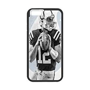 "High Quality Phone Case For Apple Iphone 6,4.7"" screen Cases -Andre-case NFL cell phone case covers Indianapolis Colts Andrew Luck -LiuWeiTing Store Case 15"