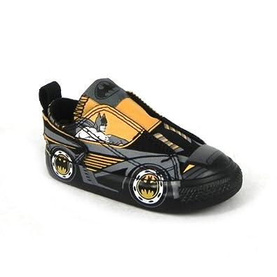 cbff7642c577 Converse 726077 Chuck Taylor Batman Simple Kids Canvas Trainers   Amazon.co.uk  Shoes   Bags