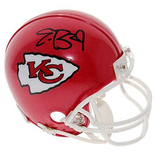 Helmet Berry - Eric Berry Autographed Signed Kansas City Chiefs Mini Helmet - JSA Authentic