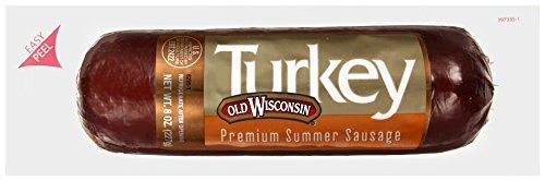 Old Wisconsin Premium Summer Turkey Sausage (8 oz)
