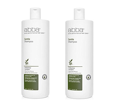 Abba Pure Gentle Shampoo 33.8 oz (Set of (Gentle Shine Enhancing Shampoo)
