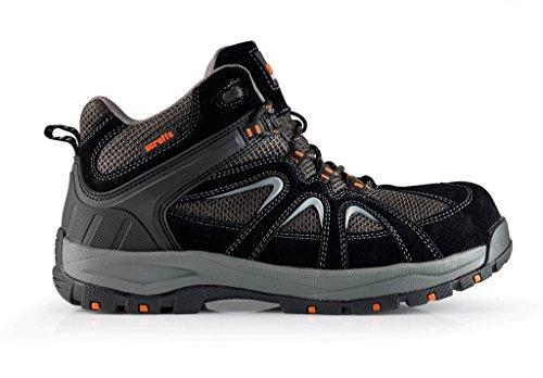 Scruffs Soar SBP SRA HRO nominale de randonnée de sécurité en acier d'orteil sans Chaussettes de travail