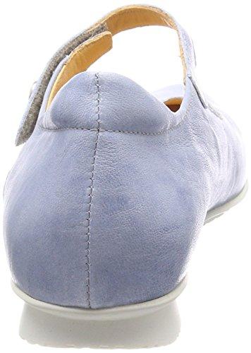 Blu Cinturino Donna Think Kombi 77 Caviglia Ballerine con Chilli alla 282107 Cristal qrwx0w8IS
