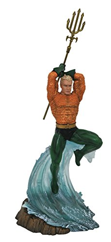 DIAMOND SELECT TOYS Dc Gallery: Aquaman PVC Figure Statue