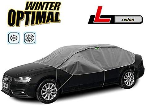 Winter Lsedan Schutzplane Sonnenplane Schutz vor Sonne und Frost geeignet f/ür BMW 4 Gran Coupe