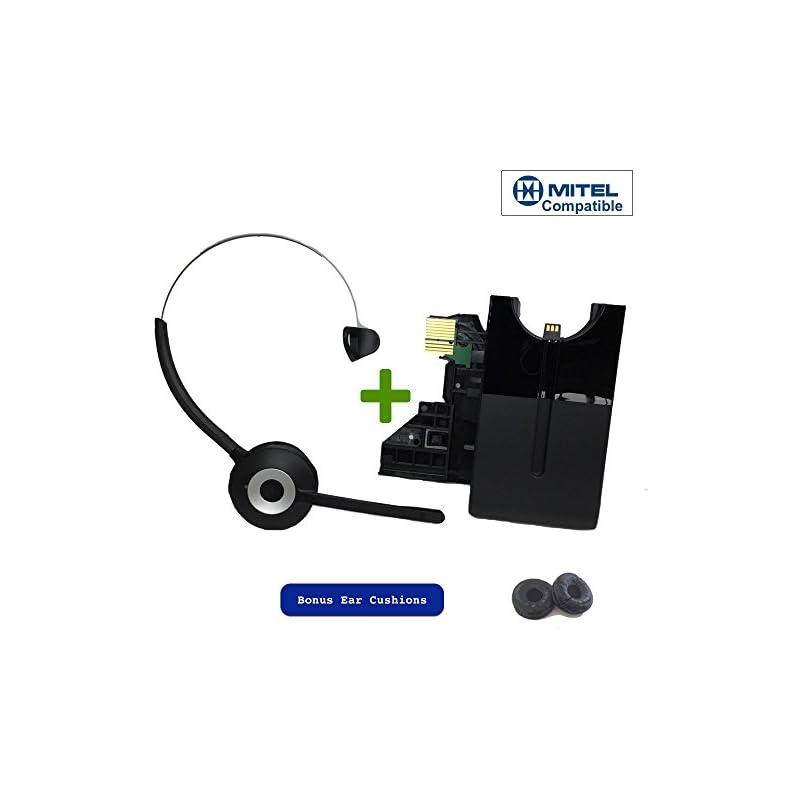 Mitel Wireless DECT Headset for Mitel Mi