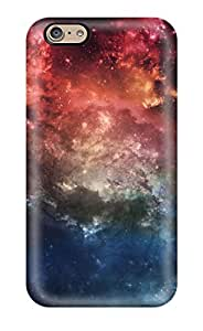 High Impact Dirt/shock Proof Case Cover For Iphone 6 (fantasy Space Wide) by lolosakes