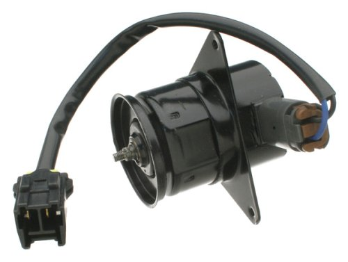 OES Genuine Auxiliary Fan Motor for select Mazda Protégé - Fan Protege Mazda Auxiliary